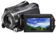 High Definition HDD Video Camera