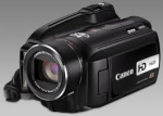 High Definition HDD Video Camera with External Mic